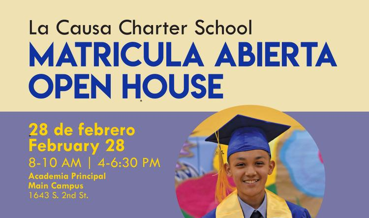 Charter School Open House
